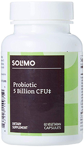 Solimo Probiotic Supplement