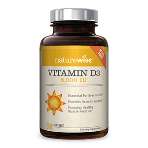 #1 vitamin D supplement