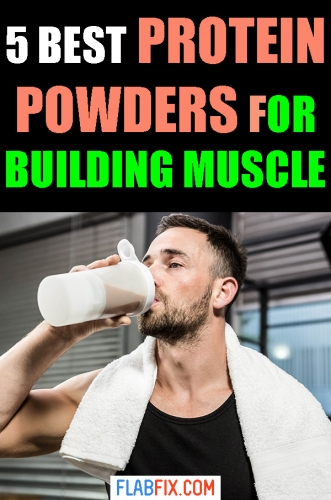 In this article, you will discover the best protein powders for building muscle #protein #powders #build #Muscle #flabfix