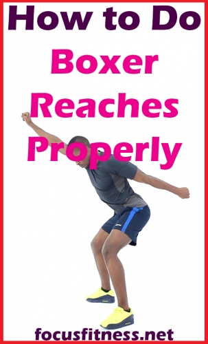 In this article, I will show you how to perform boxer reaches, a little-known exercise that offers a full-body workout with minimal movement #boxer #reaches #exercise #focusfitness