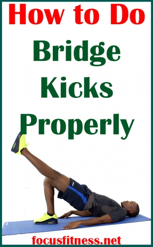 In this article, you will discover how to perform bridge kicks exercises, the mistakes to avoid, and the benefits of doing bridge kicks #bridge #kick #exercise #focusfitness