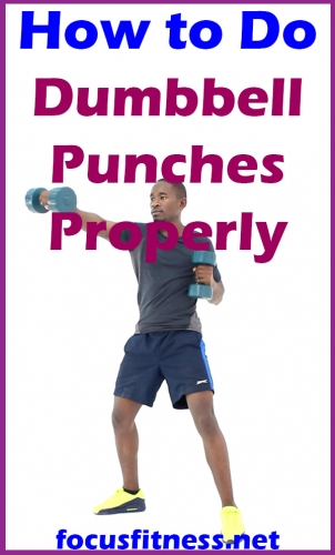 In this article, you will discover how to perform dumbbell punches and how to use them to build and strengthen our arm and shoulder muscles #dumbbell #punches #exercise #focusfitness