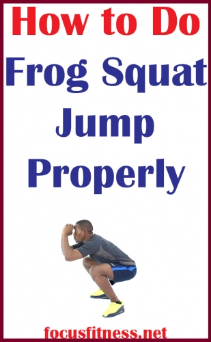 In this article, you will discover how to perform frog squat jumps, an extraordinary exercise that can help you lose weight rapidly #frog #squat #jump #focusfitness