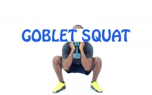 How to do Goblet Squat