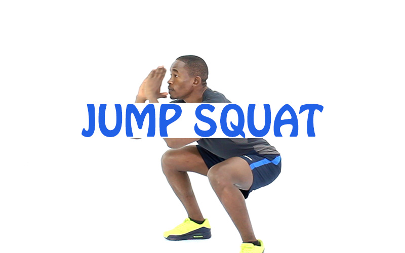 How to do Jump Squat