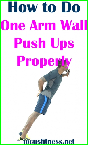 In this exercise, I will show you how to perform one arm wall push-ups which are excellent for strengthening your arms without weights #one #arm #wall #push #ups
