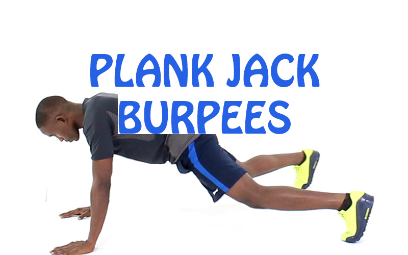 How to do Plank Jack Burpees