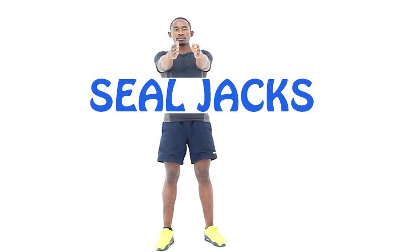 How to do Seal Jacks