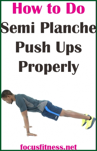 In this article, you will learn how to perform the semi-planche exercise properly and the benefits of this unique exercise #semi #planche #exercise #focusfitness