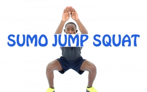 How to do Sumo Jump Squat