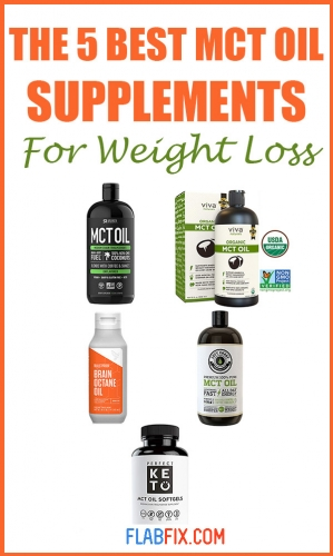 If you want to enhance weight loss, use the best mct oil supplements to lose weight rapidly #mct #oil #supplements #flabfix