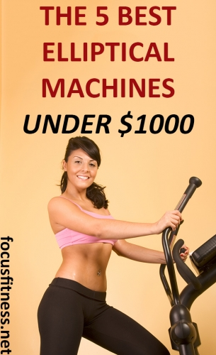 In this article, you will discover the 5 best elliptical machines under $1000 to help you get in the best shape of your life #elliptical #machines #focusfitness