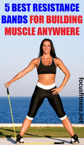 If you want to build lean muscle and strength, this article will show you the best resistance bands for building muscle anywhere #resistance #bands #build #muscle #focusfitness