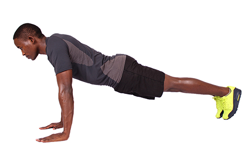 How to Do the Full Plank