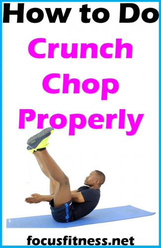 How to Do Crunch Chop