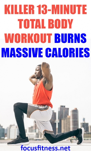 If you want to burn excess fat and build lean muscle, this article will show you the total body workout burns massive calories #total #body #workout #focusfitness