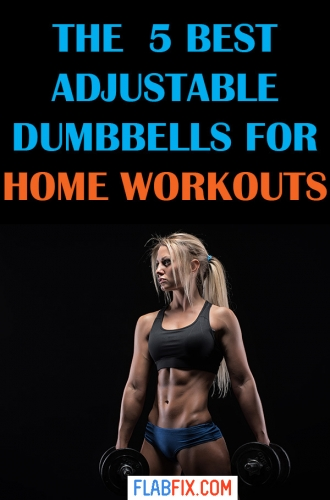 In this article, you will discover the 5 best adjustable dumbbells for home workouts #home #workouts #adjustable #dumbbells #flabfix