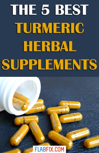 In this article, you will discover the 5 best turmeric herbal supplements #turmeric #herbal #supplements #flabfix