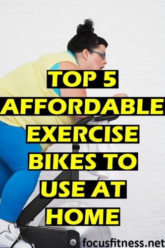 In this article, you will discover affordable exercise bikes you can use at home to get rid of excess fat and build lean muscle #exercise #bikes #focusfitness