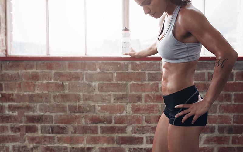 Total body workout burns massive calories