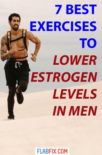 This article will show you the best exercises to lower estrogen levels in men #estrogen #levels #men #exercises #flabfix