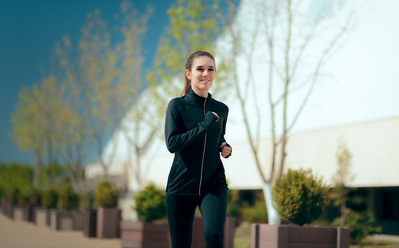 Exercising While Wearing A Suana Suit