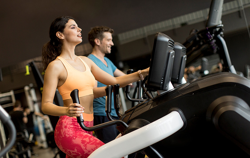 How to Burn More Calories on An Elliptical Machine