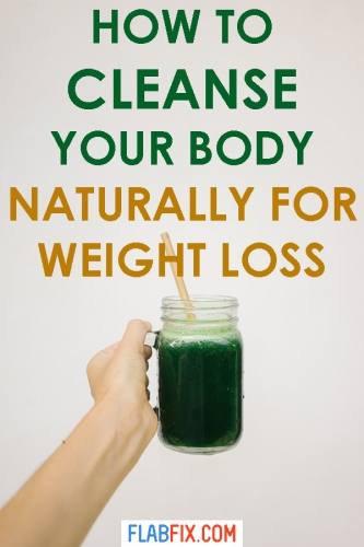 In this article, you will discover how to cleanse your body naturally for weight loss #cleanse #body #weightloss #flabfix