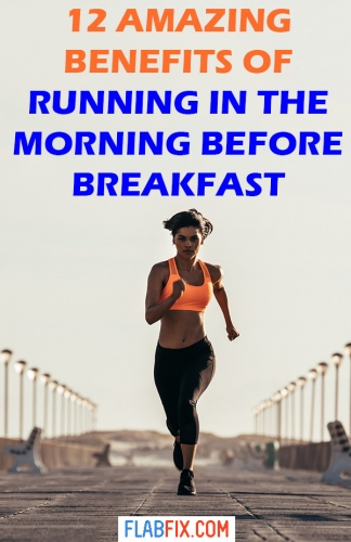 Read this article you will learn the amazing benefits of running in the morning before breakfast #running #morning #before #breakfast #flabfix