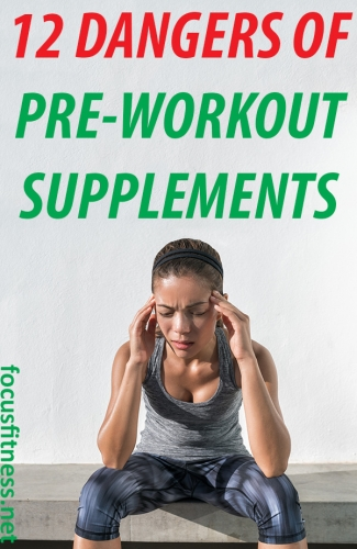 In this article, you will discover pre-workout supplement dangers to keep in mind before using supplements, especially those with these deadly ingredients #preworkout #supplements #dangers #focusfitness