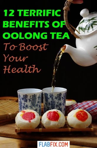 In this article, you will discover the benefits of oolong tea to boost your health #oolong #tea #benefits #flabfix