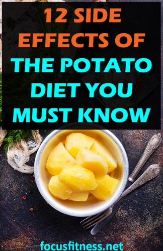 In this article, you will discover the hidden dangers potato diet side effects and the best strategy for losing weight fast #potato #diet #side #effects #focusfitness