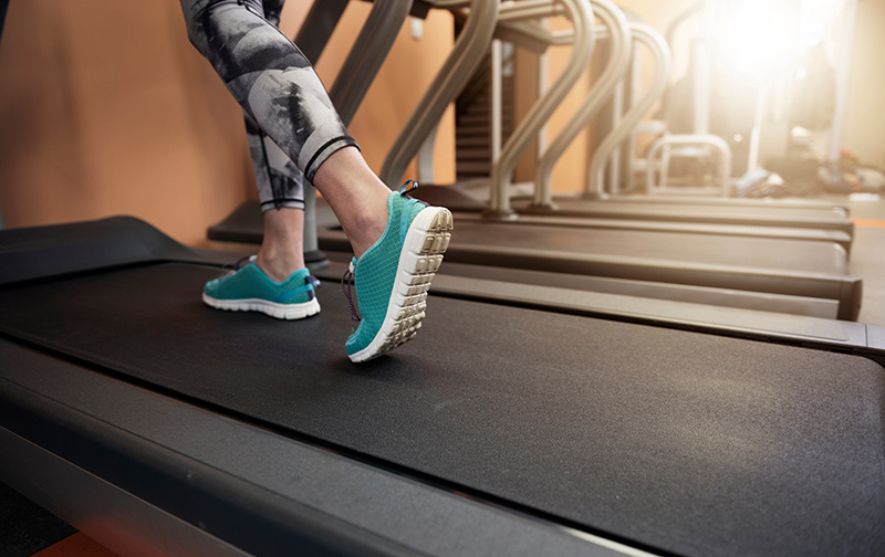 Benefits of Incline Treadmill Sprints