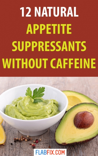 If you're have an uncontrollable appetite, this article will show you the best appetite suppressants without caffeine #appetite #suppressants #caffeine #flabfix