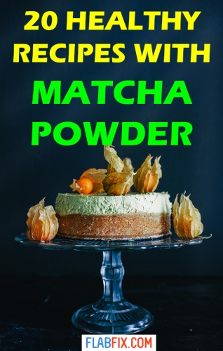 In this article, you will discover healthy recipes with matcha powder #healthy #recipes #matcha #powder #flabfix