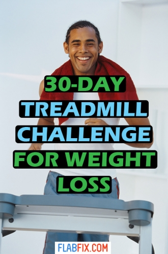 In this article, you will discover the treadmill challenge that can transform your body for good #treadmill #weightloss #challenge #flabfix