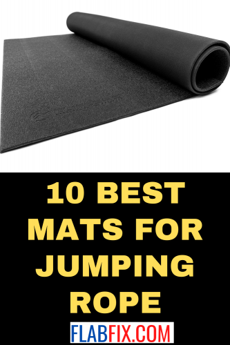 10 Best Mats for Jumping Rope