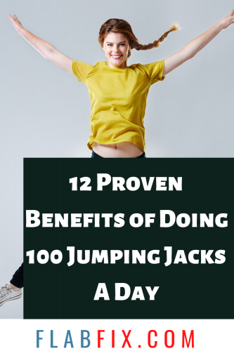 12 Proven Benefits of Doing 100 Jumping Jacks A Day