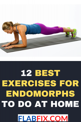 12 Best Exercises for Endomorphs to Do at Home