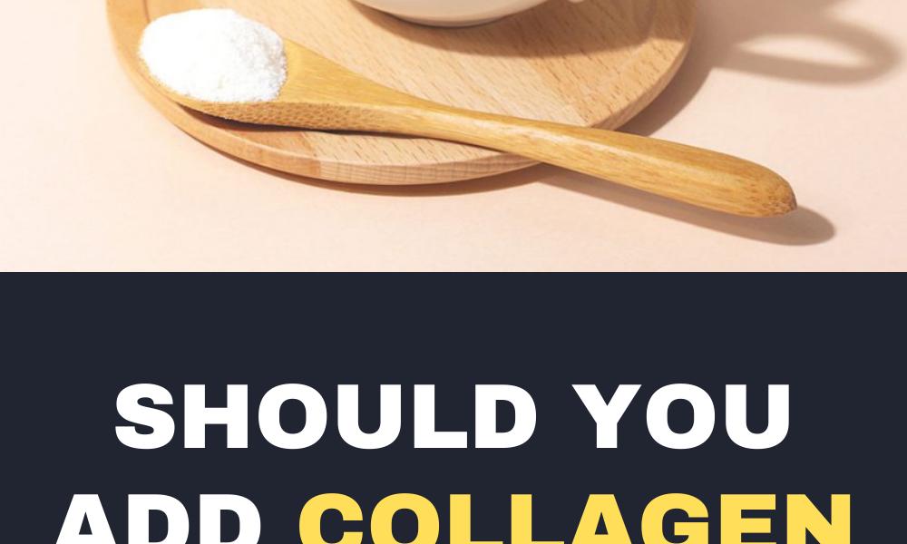 Should You Add Collagen Powder in Coffee?