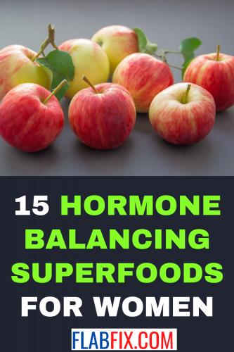 15 Hormone Balancing Superfoods For Women