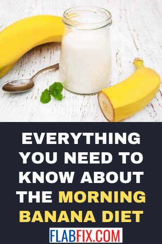Everything You Need to Know About the Morning Banana Diet