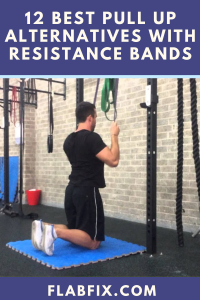 consider pull up alternatives with resistance bands.