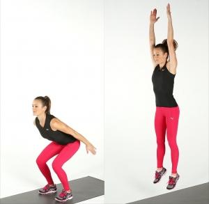 10 Amazing Jump Squats Benefits