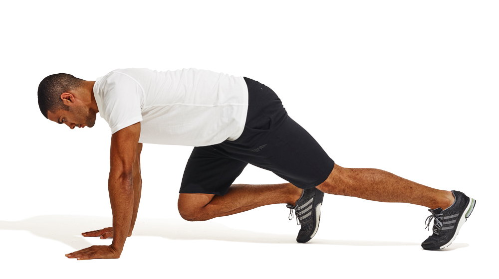 10 Excellent Upper Push Body Exercises No Equipment