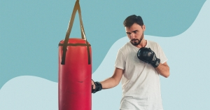 benefits of a punching bag