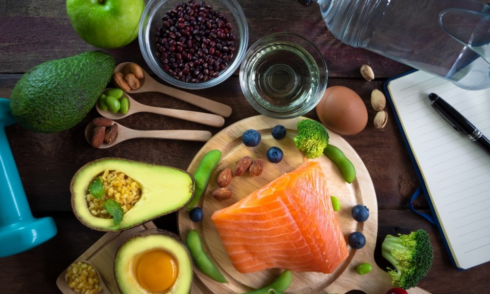 body recomposition meal plan