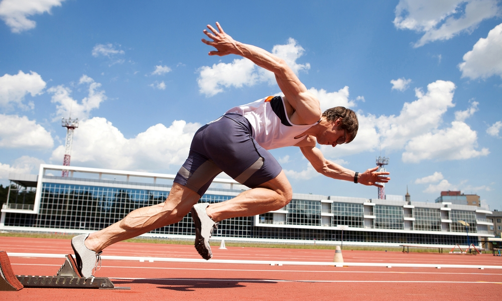 benefits of sprinting once a week