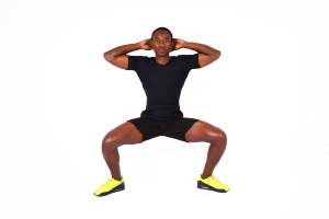 The benefits of squats for men