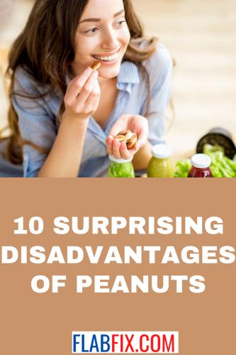10 Surprising Disadvantages of Peanuts